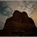 Arches National Park at night 6. - Photography by Jim Pearson © 2011
