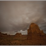 Arches National Park at night 15. - Photography by Jim Pearson © 2011