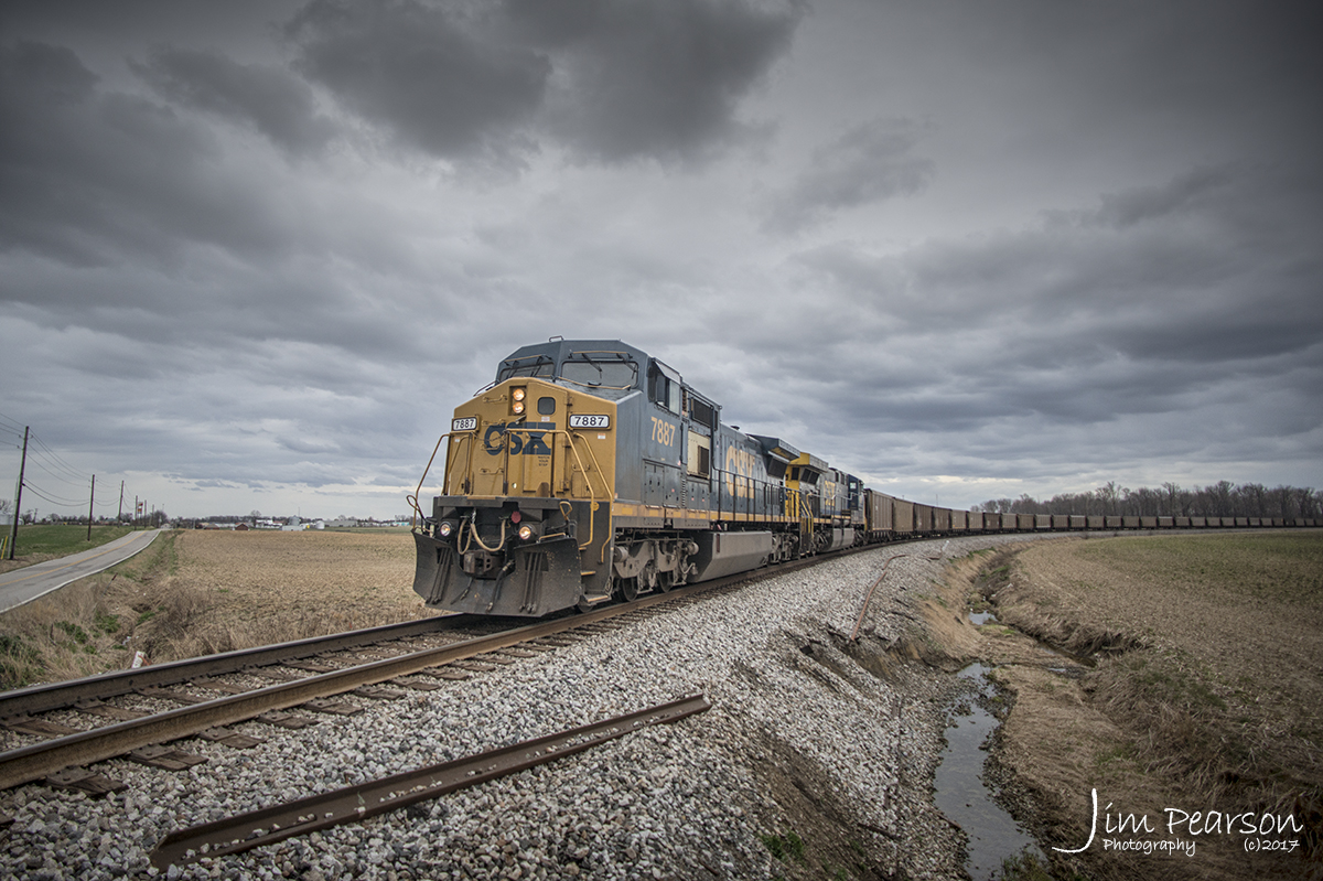 A day railfan trip that turned into a night trip!   Jim and